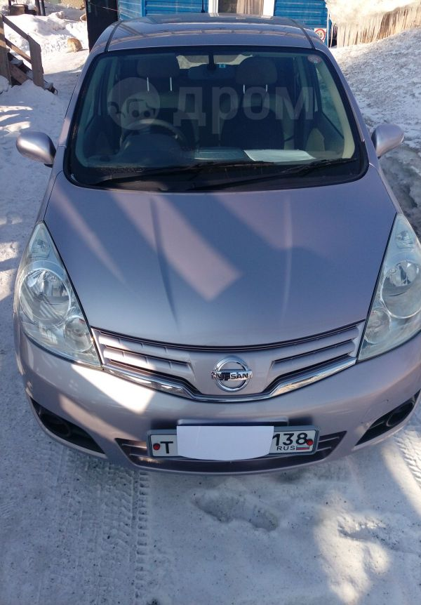 Nissan Note, 2009 год, 395 000 руб.