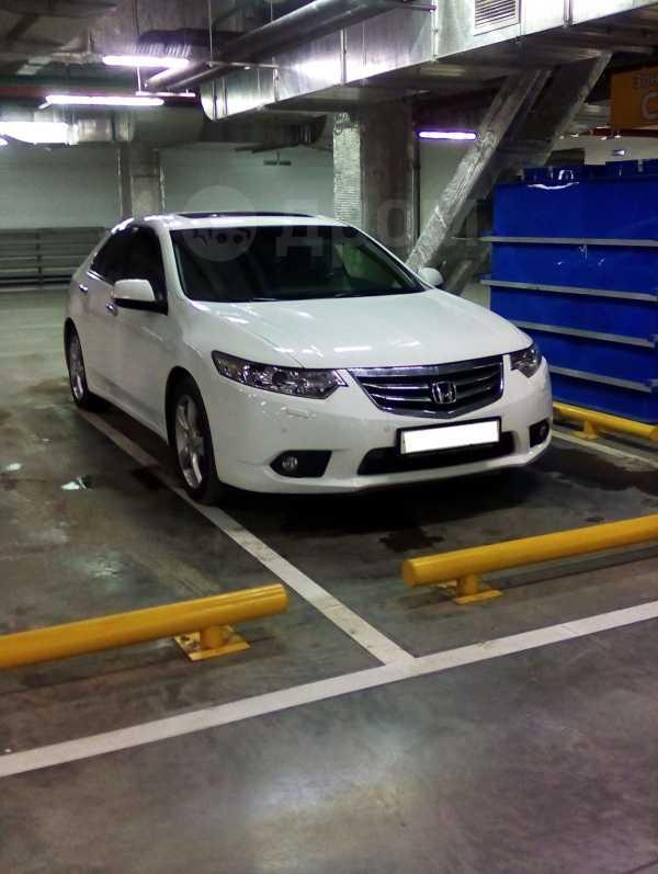 Honda Accord, 2012 год, 999 000 руб.