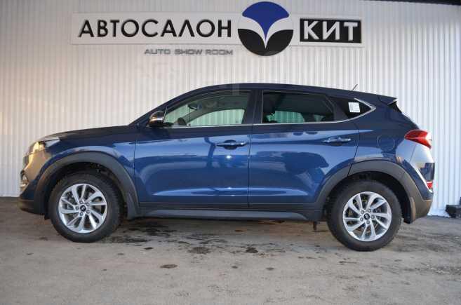 Hyundai Tucson, 2016 год, 1 500 000 руб.