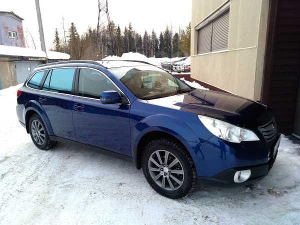 Subaru Outback, 2011 год, 780 000 руб.