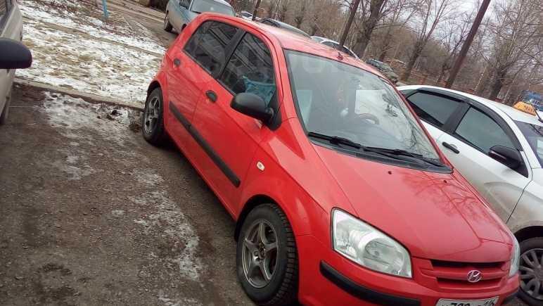 Hyundai Getz, 2004 год, 165 000 руб.