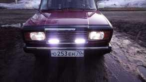 ВАЗ (Лада) 2107, 1998 г., Томск
