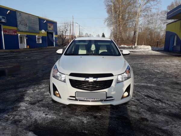 Chevrolet Cruze, 2014 год, 555 000 руб.