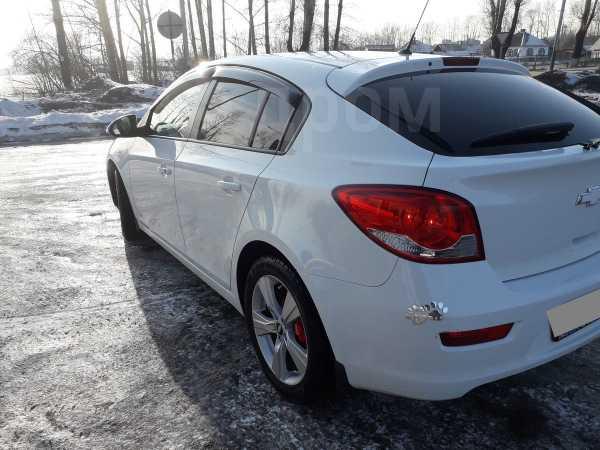 Chevrolet Cruze, 2014 год, 505 000 руб.