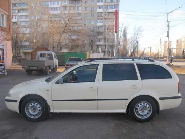 Skoda Octavia, 2002 год, 240 000 руб.