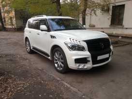 Хабаровск QX56 2012