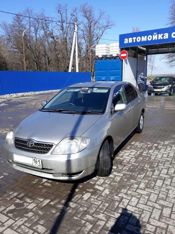 Toyota Corolla, 2000 год, 255 000 руб.