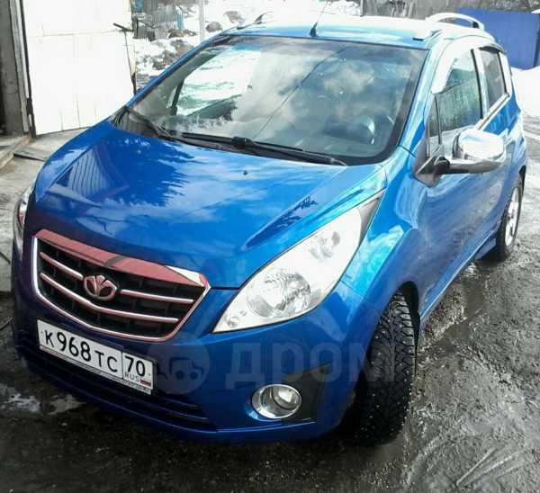 Daewoo Matiz, 2010 год, 299 999 руб.