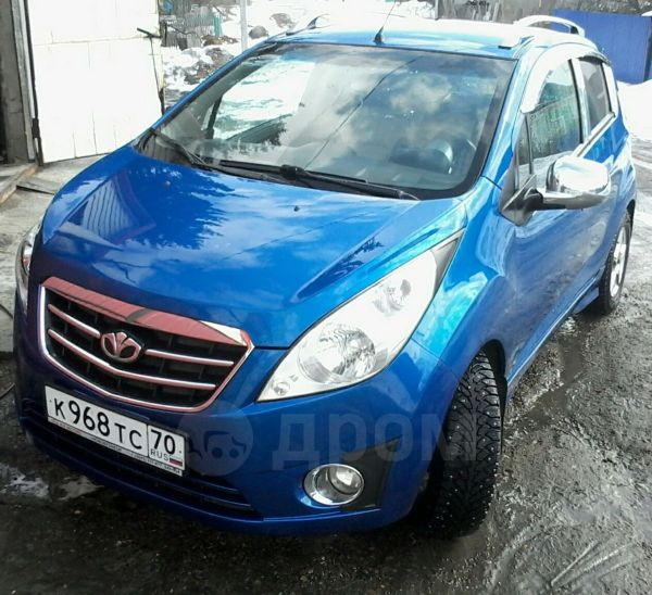Chevrolet Spark, 2010 год, 280 000 руб.