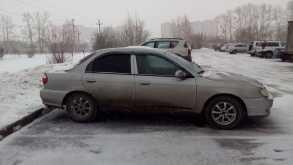 Kia Sephia, 2001 г., Тюмень