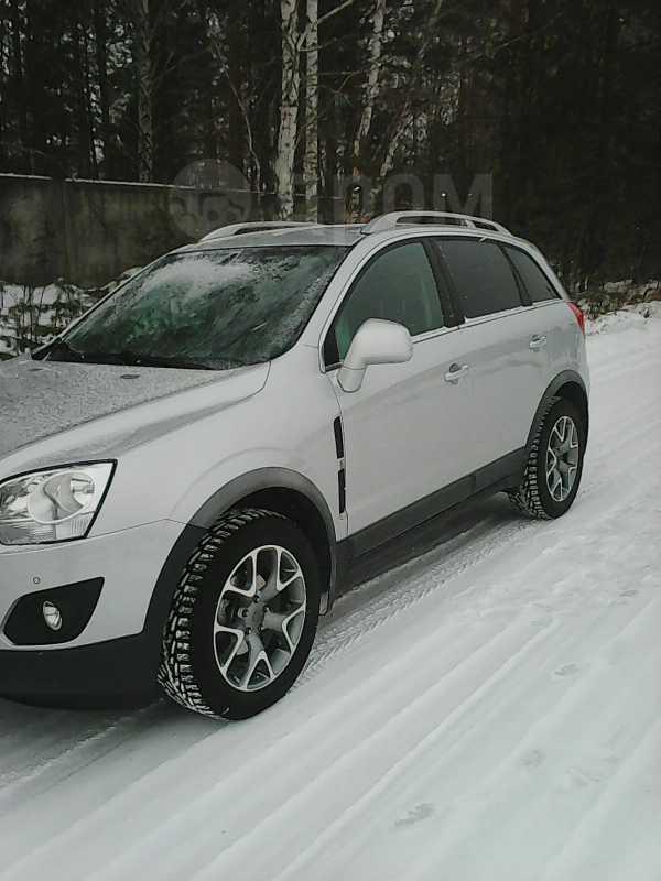 Opel Antara, 2013 год, 825 000 руб.