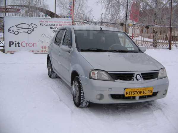 Renault Logan, 2008 год, 187 000 руб.