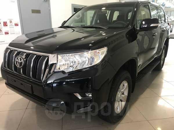 Toyota Land Cruiser Prado, 2018 год, 2 837 000 руб.