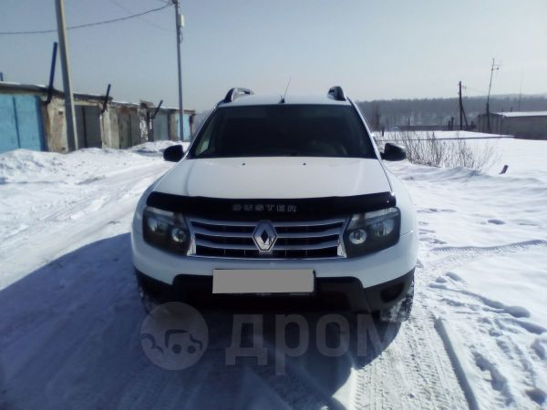 Renault Duster, 2013 год, 570 000 руб.