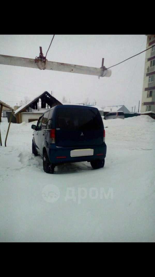Mitsubishi eK Wagon, 2003 год, 120 000 руб.