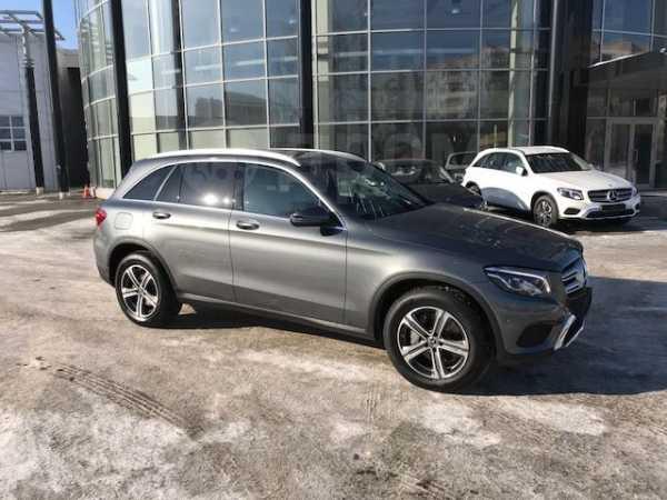 Mercedes-Benz GLC, 2018 год, 3 150 000 руб.