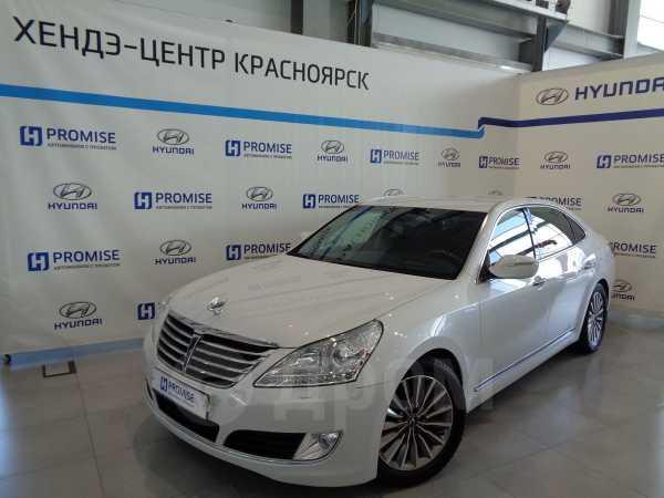 Hyundai Equus, 2013 год, 1 449 000 руб.