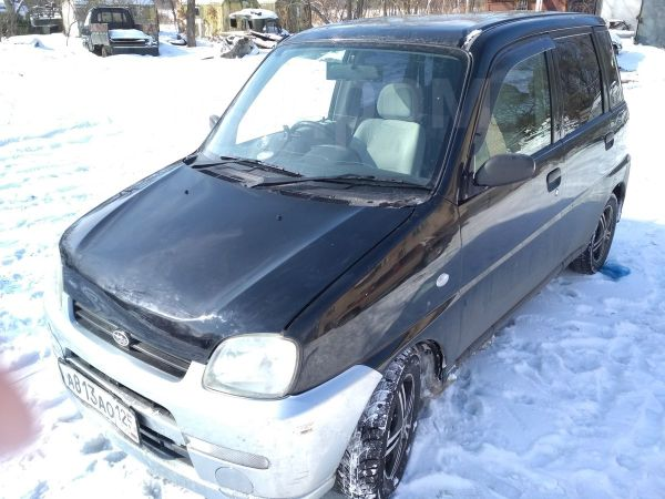 Subaru Pleo, 2005 год, 160 000 руб.