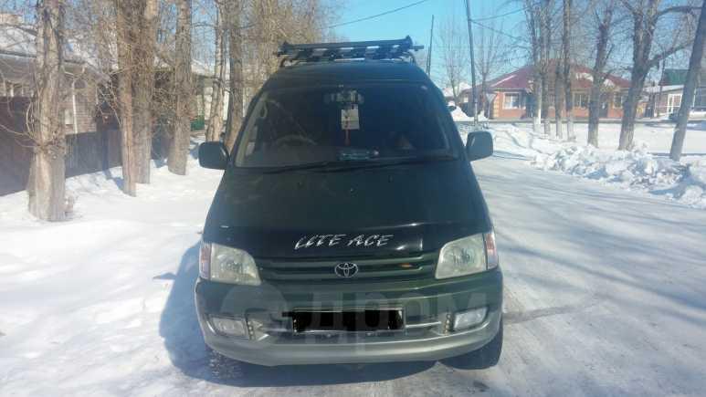 Toyota Town Ace Noah, 1998 год, 368 000 руб.