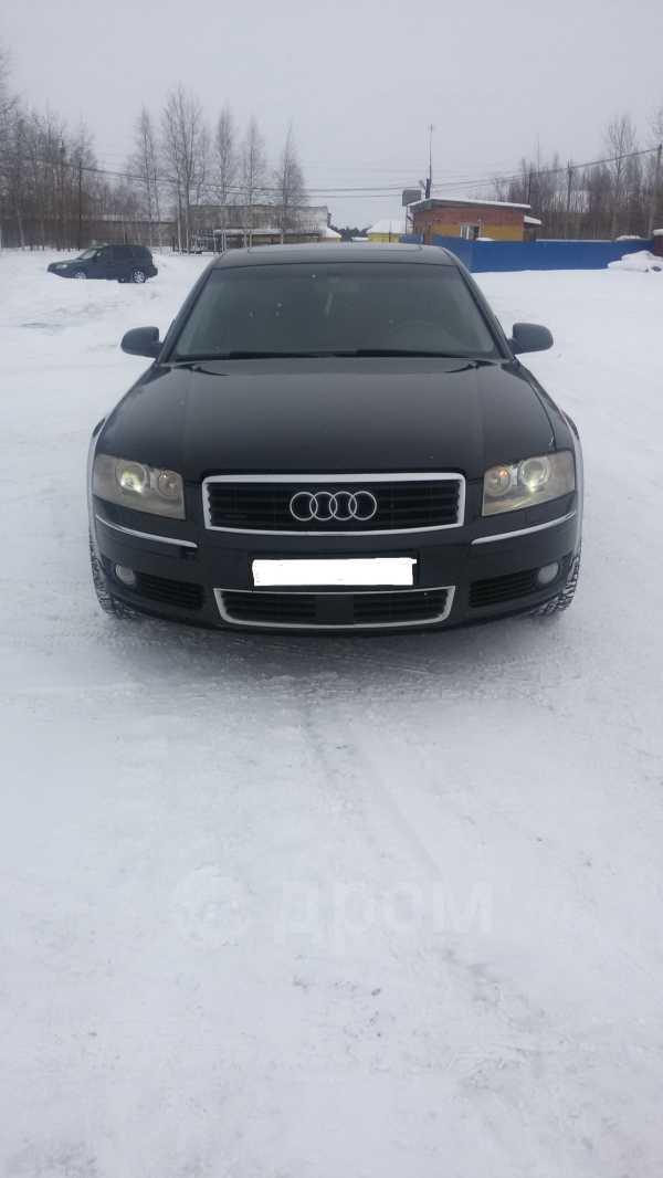 Audi A8, 2003 год, 400 000 руб.