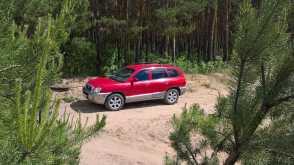 Hyundai Santa Fe, 2003 г., Нижний Новгород