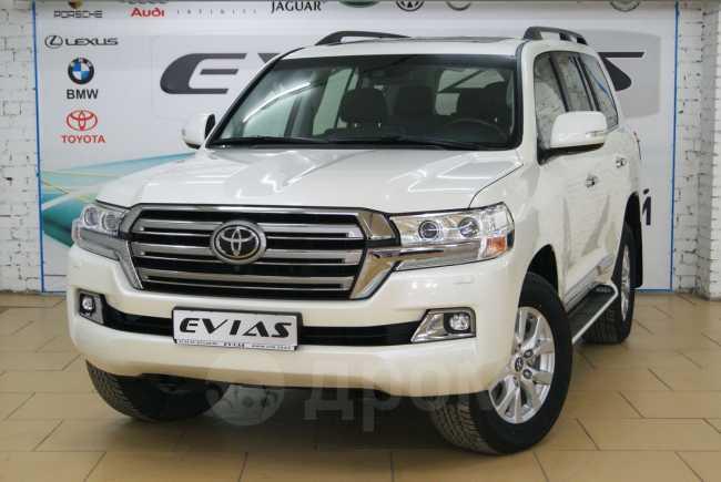 Toyota Land Cruiser, 2018 год, 5 196 000 руб.
