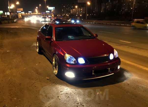 Lexus GS300, 2000 год, 750 000 руб.