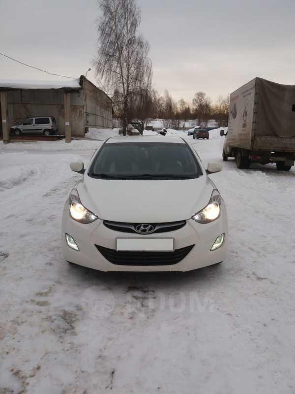 Hyundai Elantra, 2012 год, 585 000 руб.