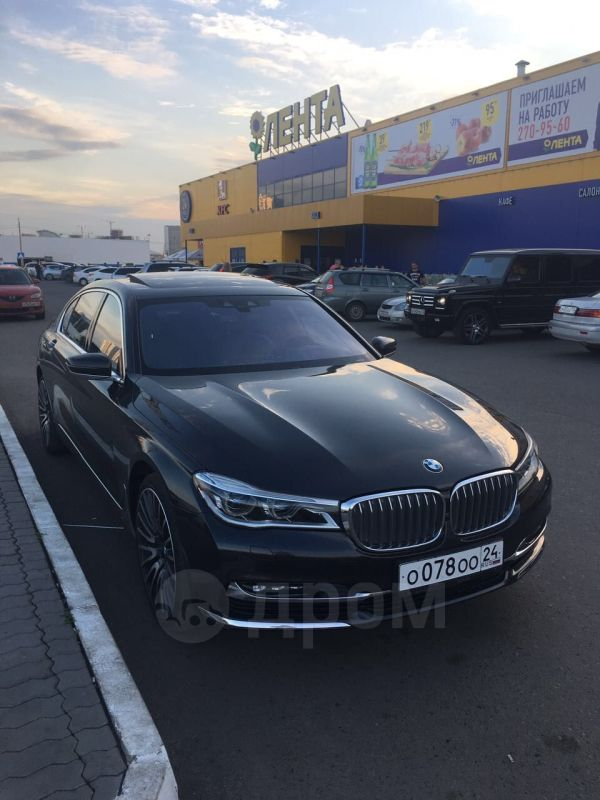 BMW 7-Series, 2015 год, 5 500 000 руб.