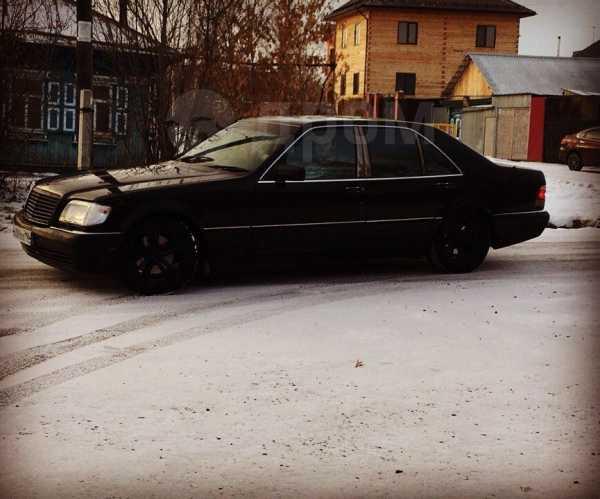 Mercedes-Benz S-Class, 1996 год, 170 000 руб.