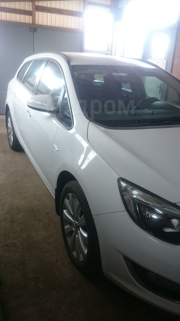 Opel Astra, 2013 год, 700 000 руб.