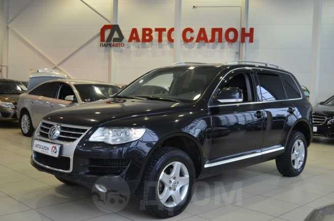 Volkswagen Touareg, 2008 год, 835 000 руб.