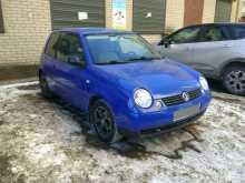 Volkswagen Lupo, 2000 г., Челябинск