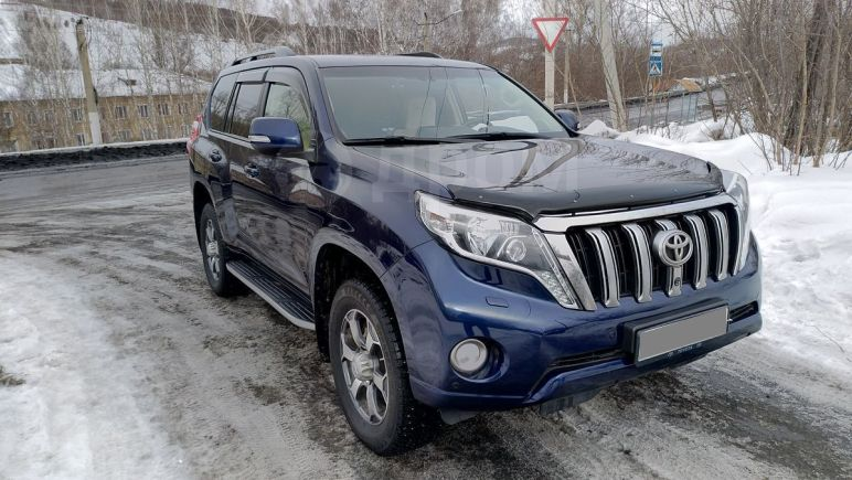 Toyota Land Cruiser Prado, 2013 год, 2 320 000 руб.