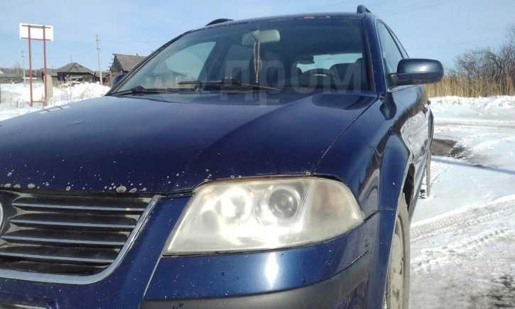 Volkswagen Passat, 2002 год, 165 000 руб.