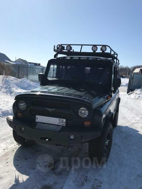 УАЗ Хантер, 2007 год, 335 000 руб.