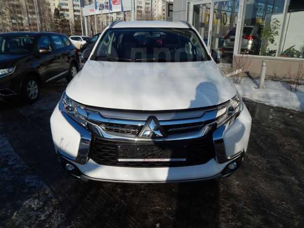 Mitsubishi Pajero Sport, 2018 год, 1 965 000 руб.