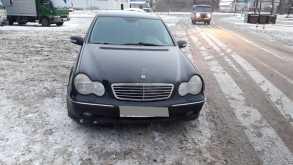Mercedes-Benz C-класс, 2002 г., Новокузнецк