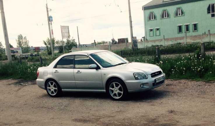 Subaru Impreza, 2004 год, 270 000 руб.