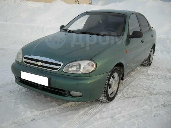 Chevrolet Lanos, 2006 год, 128 000 руб.