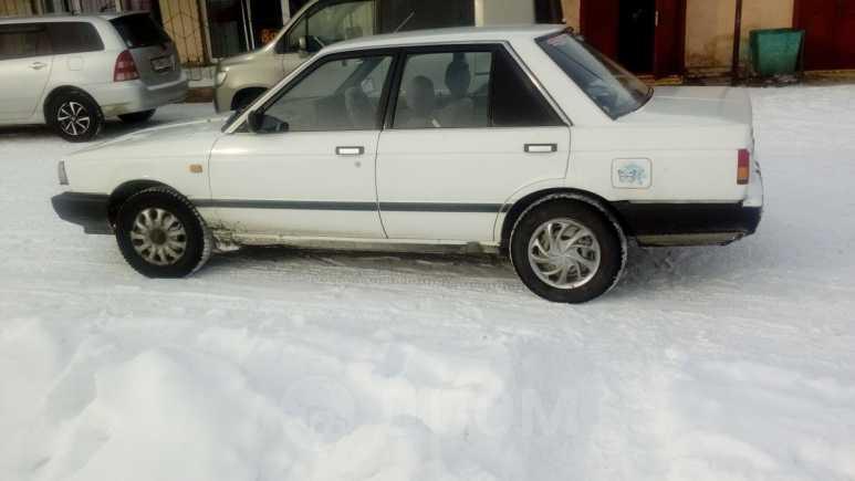 Nissan Sunny, 1988 год, 60 000 руб.