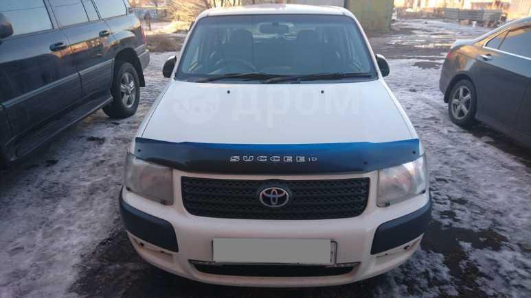 Toyota Succeed, 2007 год, 375 000 руб.
