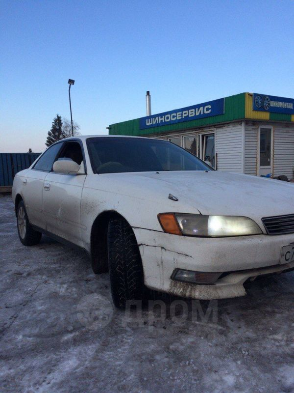 Toyota Mark II, 1996 год, 147 000 руб.