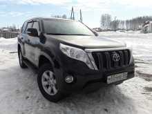 Toyota Land Cruiser Prado, 2015 г., Красноярск