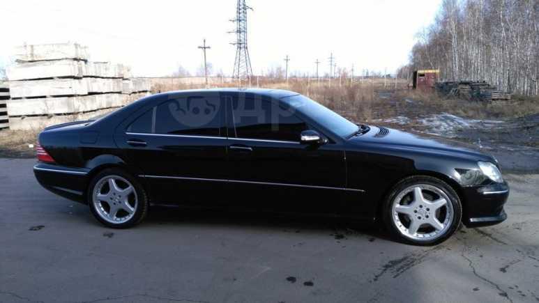 Mercedes-Benz S-Class, 1999 год, 615 000 руб.
