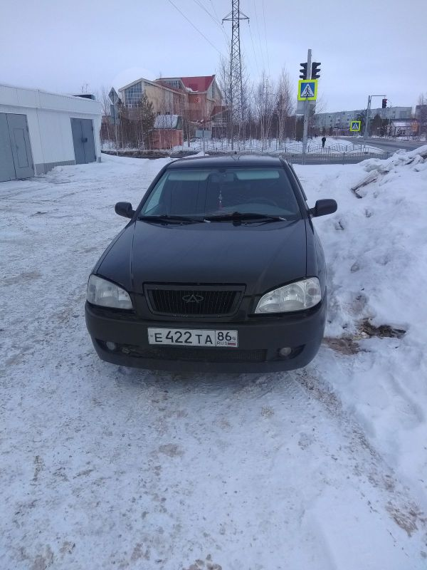 Chery Amulet A15, 2008 год, 55 000 руб.