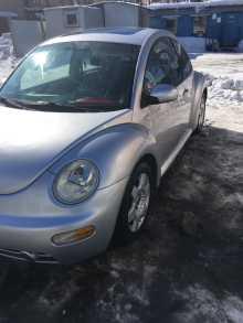 Volkswagen Beetle, 2000 г., Омск