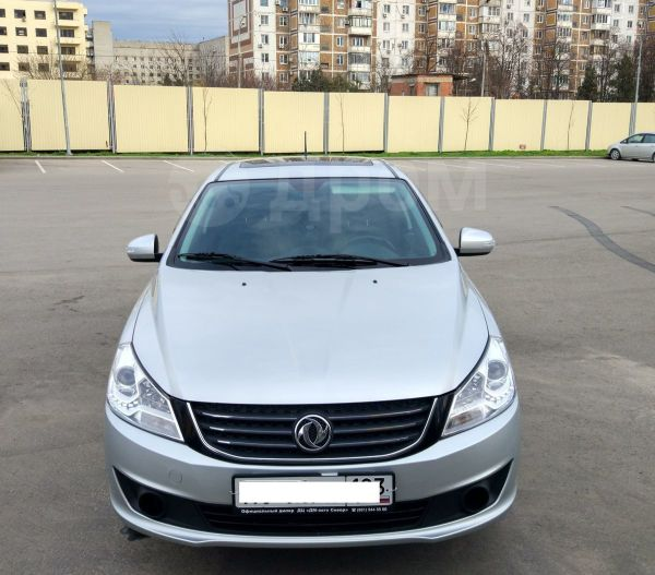 Dongfeng S30, 2015 год, 430 000 руб.