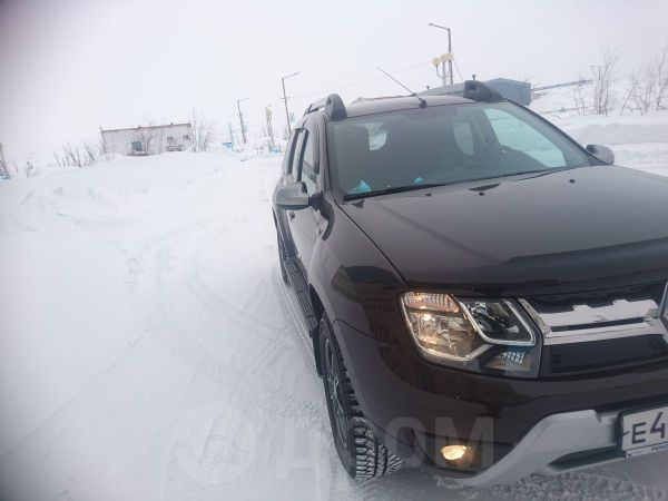 Renault Duster, 2017 год, 1 000 000 руб.