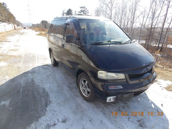 Nissan Largo, 1998 год, 260 000 руб.